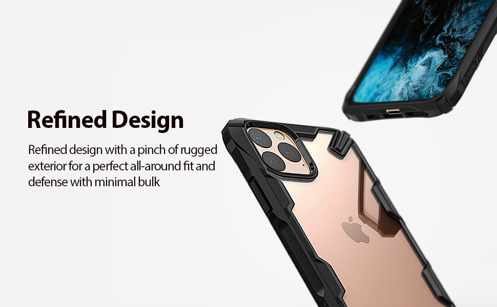 Ringke Fusion X Designed for iPhone 11 Pro MAX Case, iPhone XI Pro MAX Case Cover (2019)