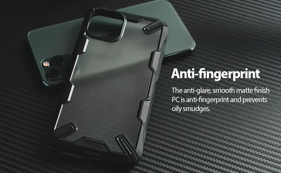Ringke Fusion-X Matte Designed Case for iPhone 11 Pro (2019)
