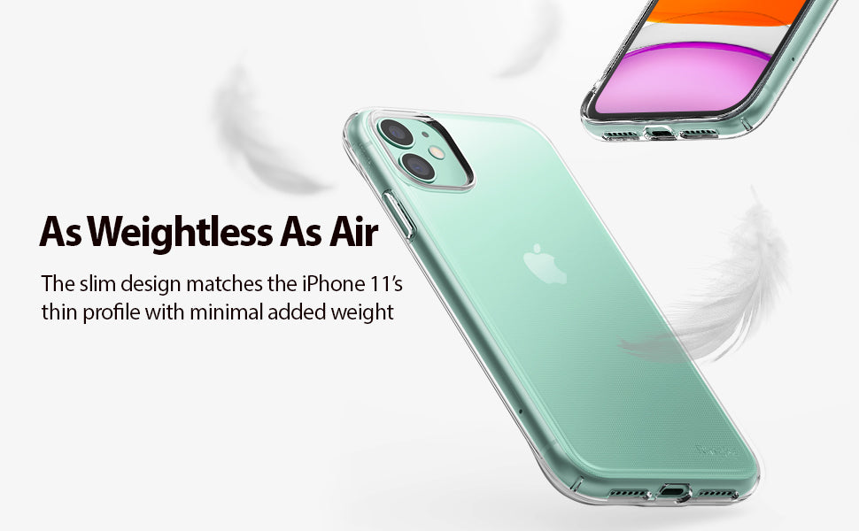 ringke air case compatible with iphone 11 (2019)