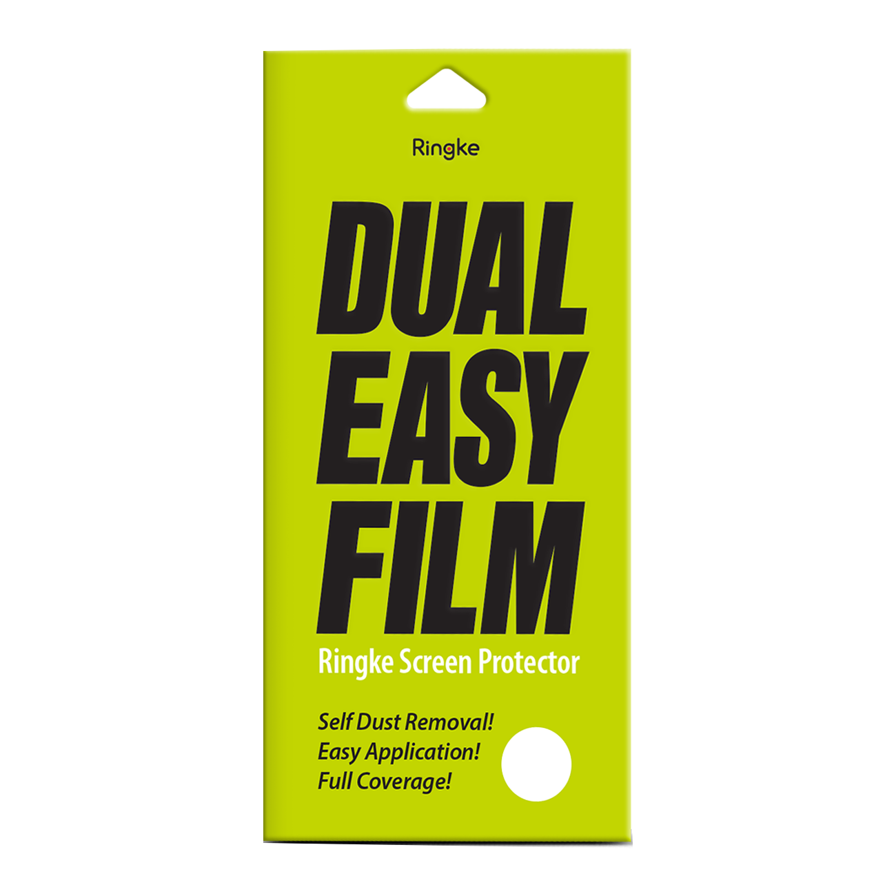 dual easy full coverage screen protector