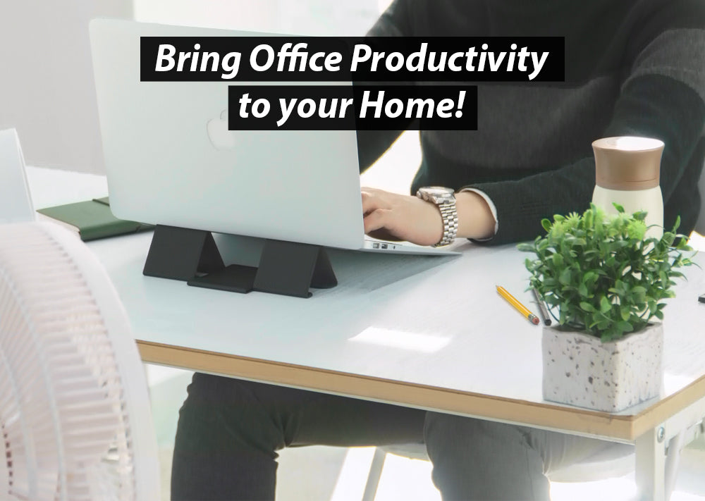 how to prepare work from home by ringke