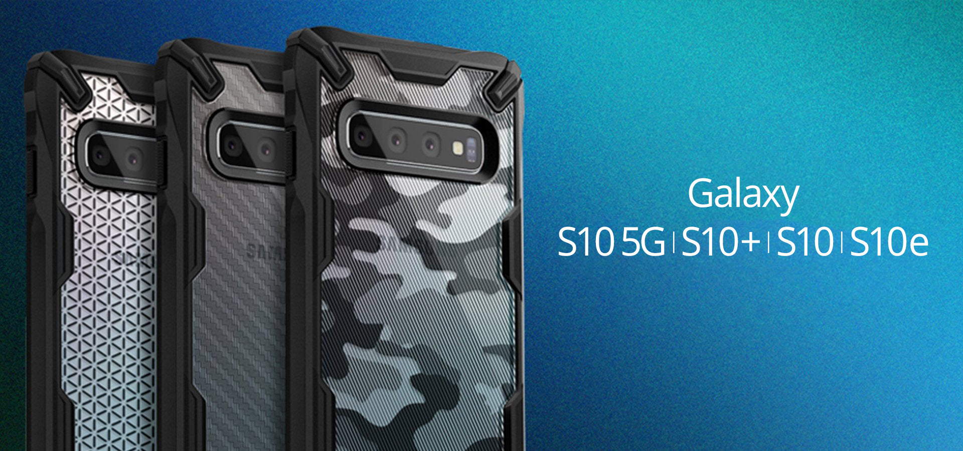 Ringke galaxy s10 5G, S10+, S10, S10e Case Collection