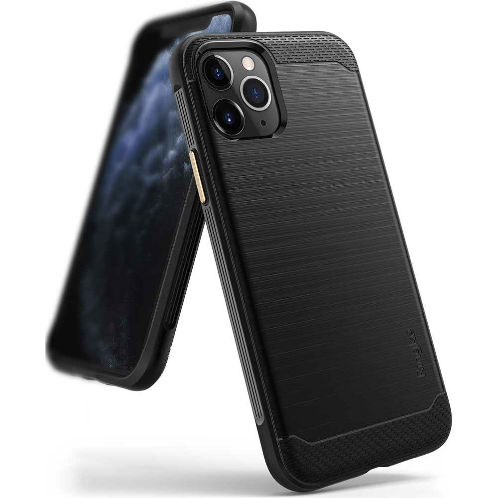Ringke Onyx Case compatible with iPhone 11 Pro Black