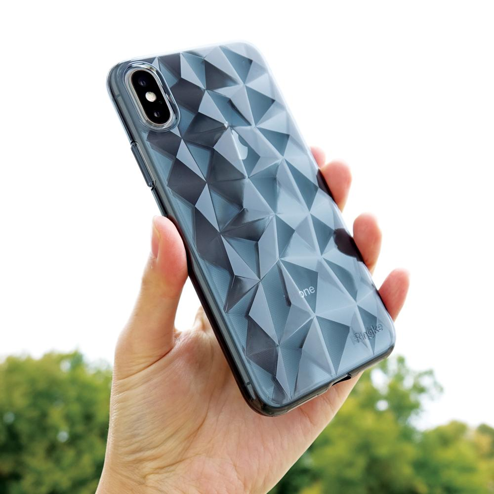 ringke air prism for iphone x case cover main smoke black real