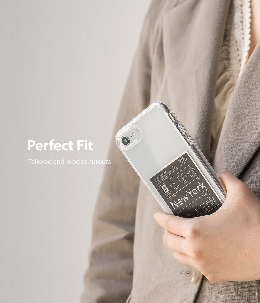 perfect fit - tailored and precise cutouts