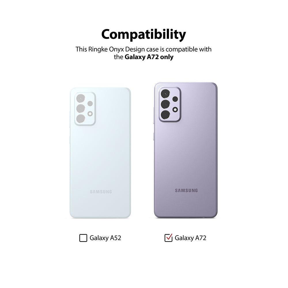 only compatible with galaxy a72 5g (2021)