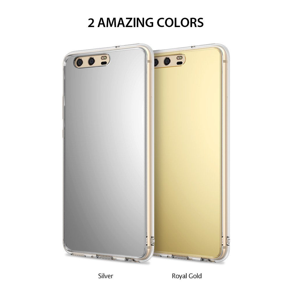 huawei p10 plus case ringke fusion case mirror case bright reflection radiant luxury mirror case