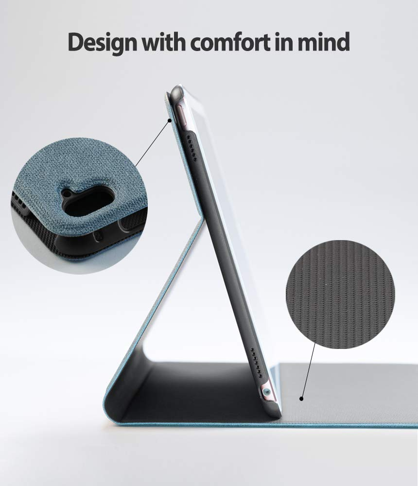 design with comfort in mind