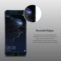 Huawei P10 Plus, Ringke®[INVISIBLE DEFENDER] 4-Pack HD Clearness Screen Protector