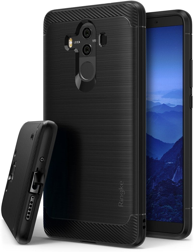 huawei mate 10 pro onyx case plum violet