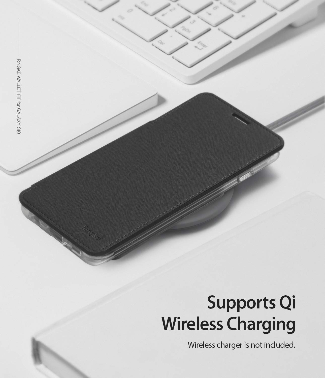 supports qi / wireless charge / powershare