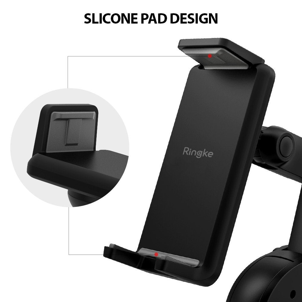 ringke monster car mount - non slip silicone pad grip