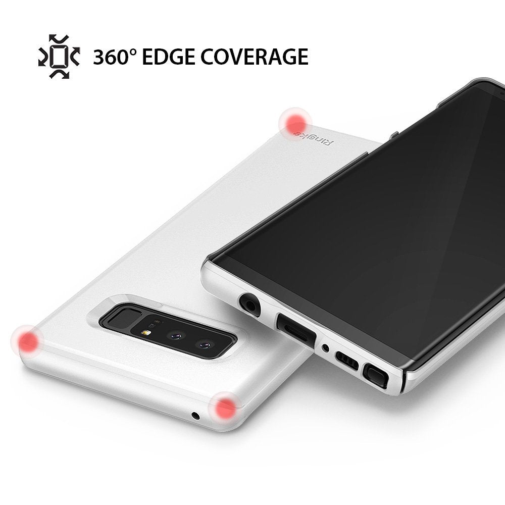 360 degrees edge coverage