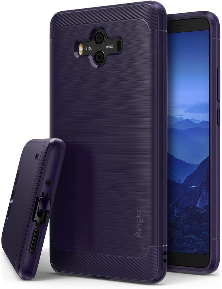 huawei mate 10 onyx case plum violet
