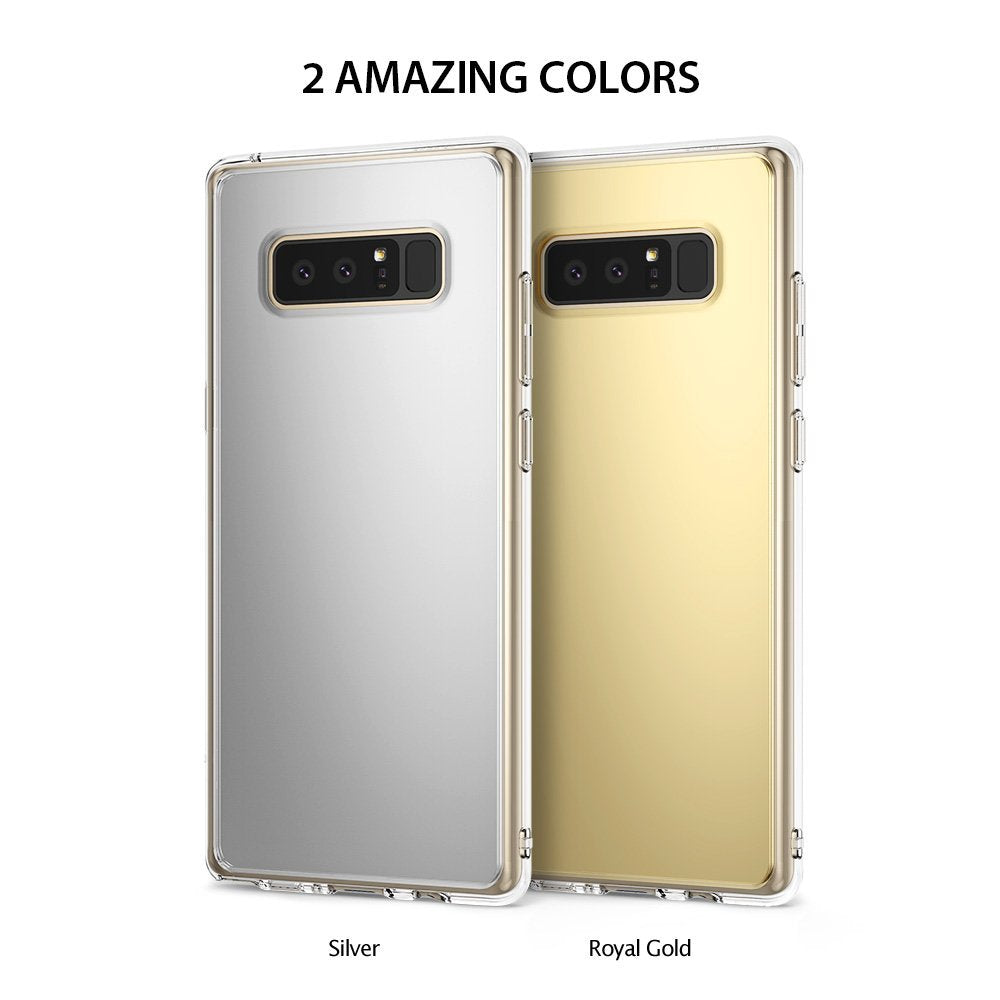 2 amazing colors - silver and royal gold
