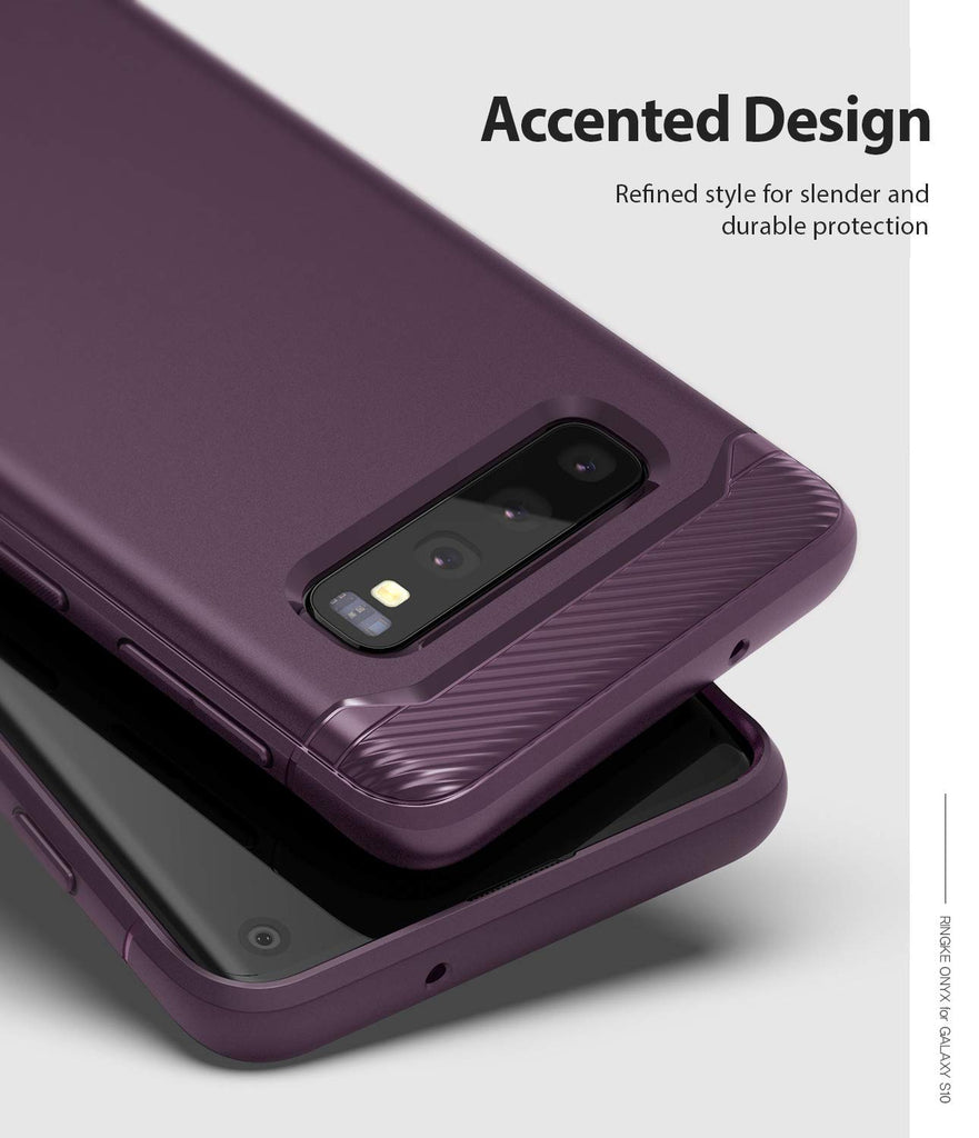 accented design refined style for slender and durable protection