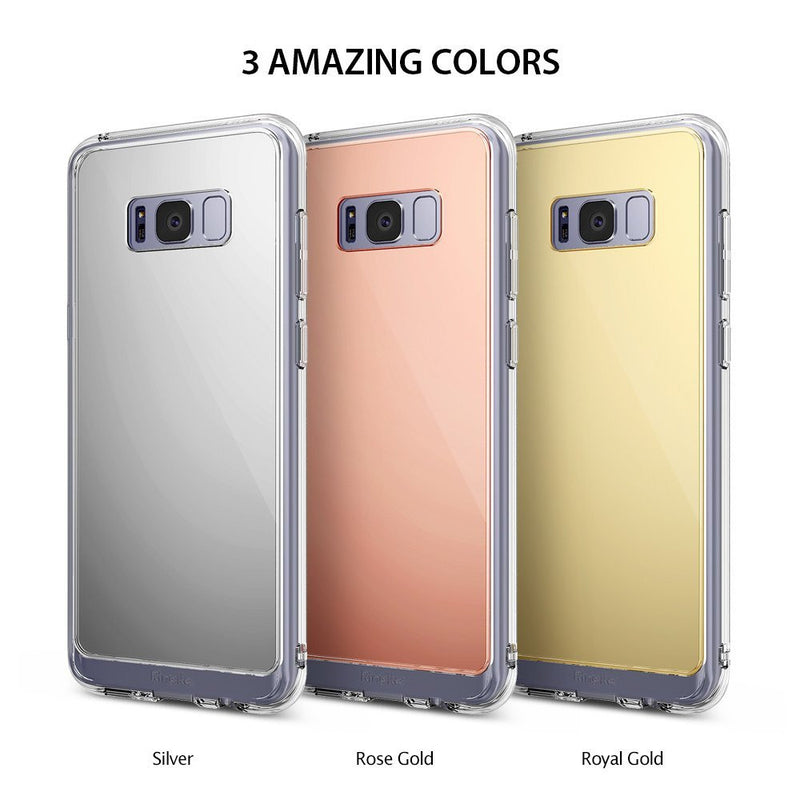 samsung galaxy s8 case ringke fusion case mirror case bright reflection radiant luxury mirror case