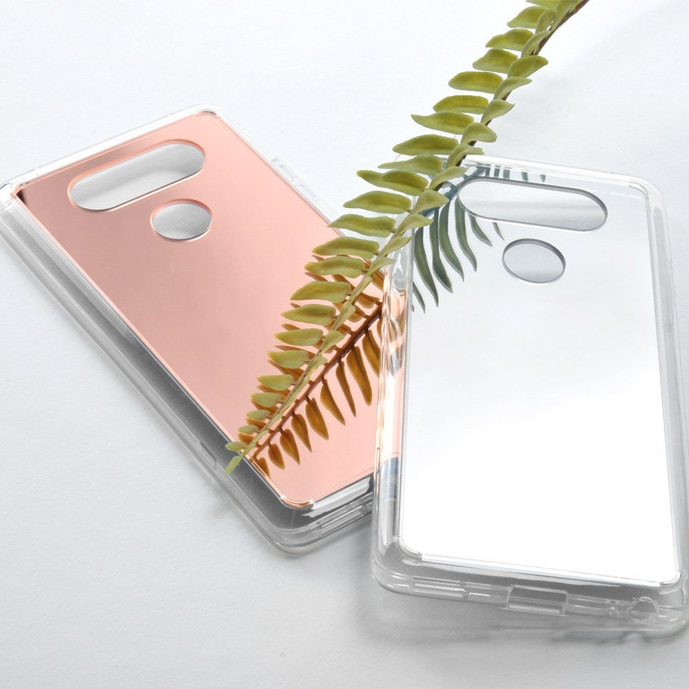 lg v20 case ringke fusion case mirror case bright reflection radiant luxury mirror case