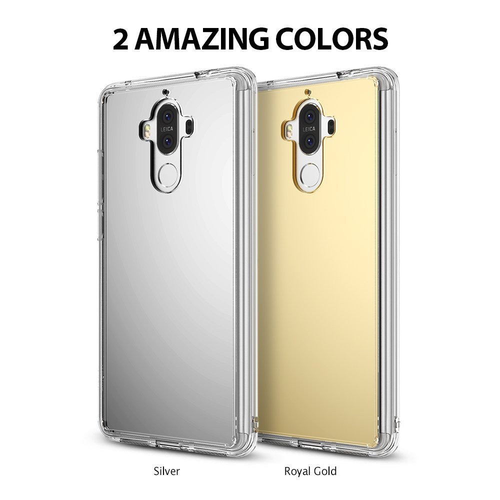 huawei mate 9 case ringke fusion case mirror case bright reflection radiant luxury mirror case
