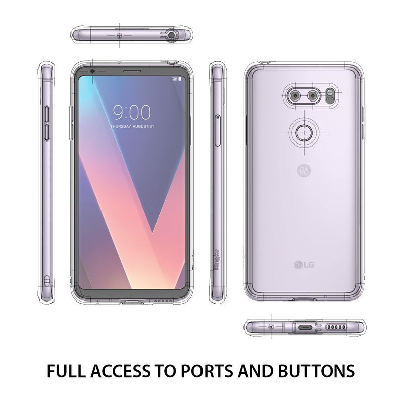 LG V30 / V30 Plus / V30S ThinQ [FUSION]