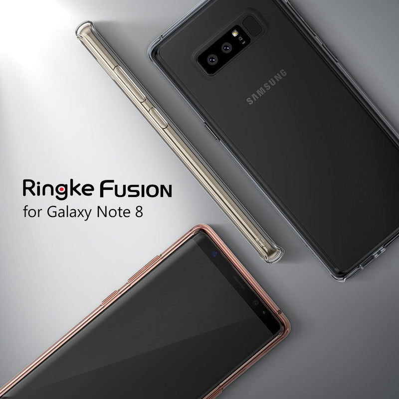 Samsung Galaxy Note 8, Ringke® [FUSION] Case