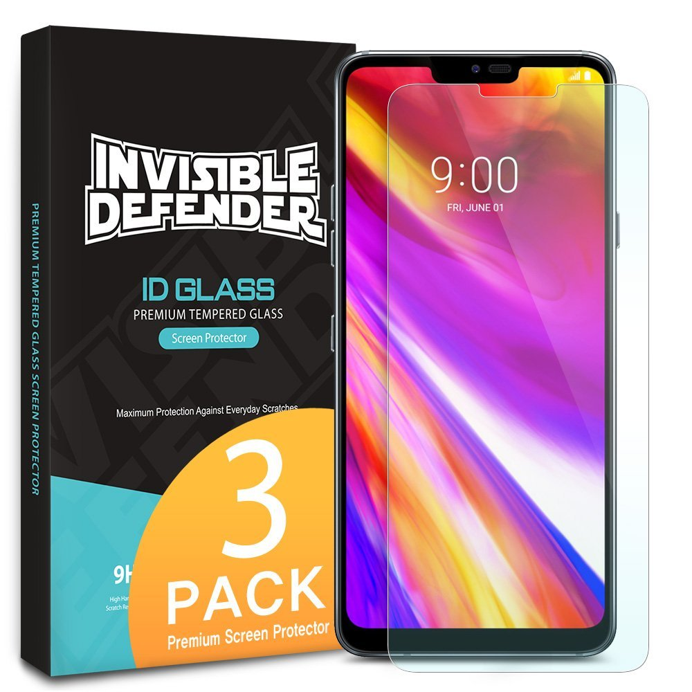 lg g7 tempered glass 0 33mm 3 pack