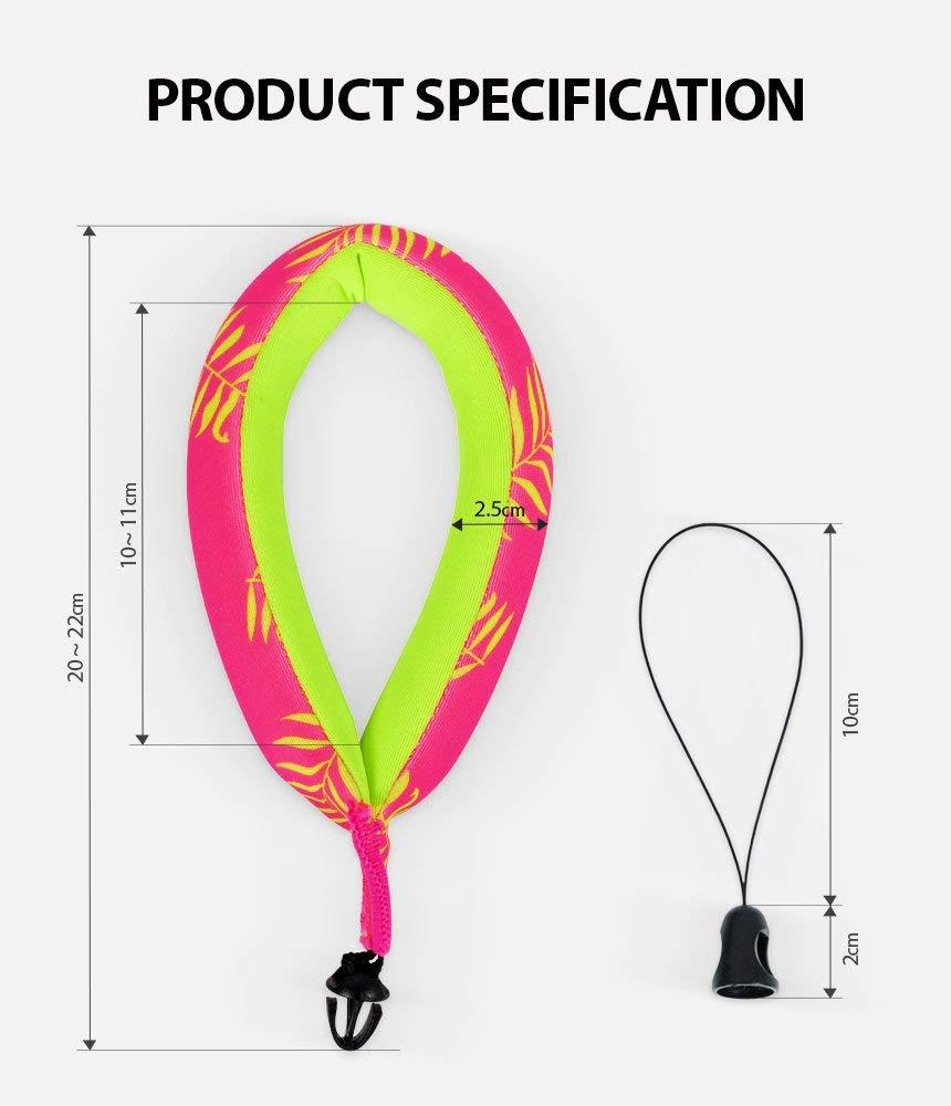 Ringke Floating Strap 2 Pack size chart
