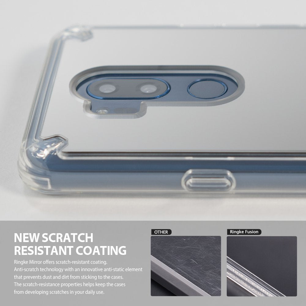 lg g7 thinq mirror case