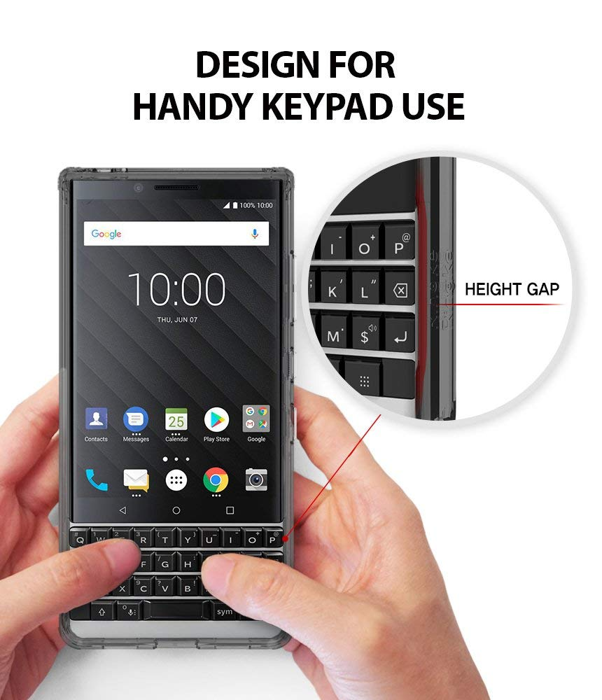 design for handy keypad use