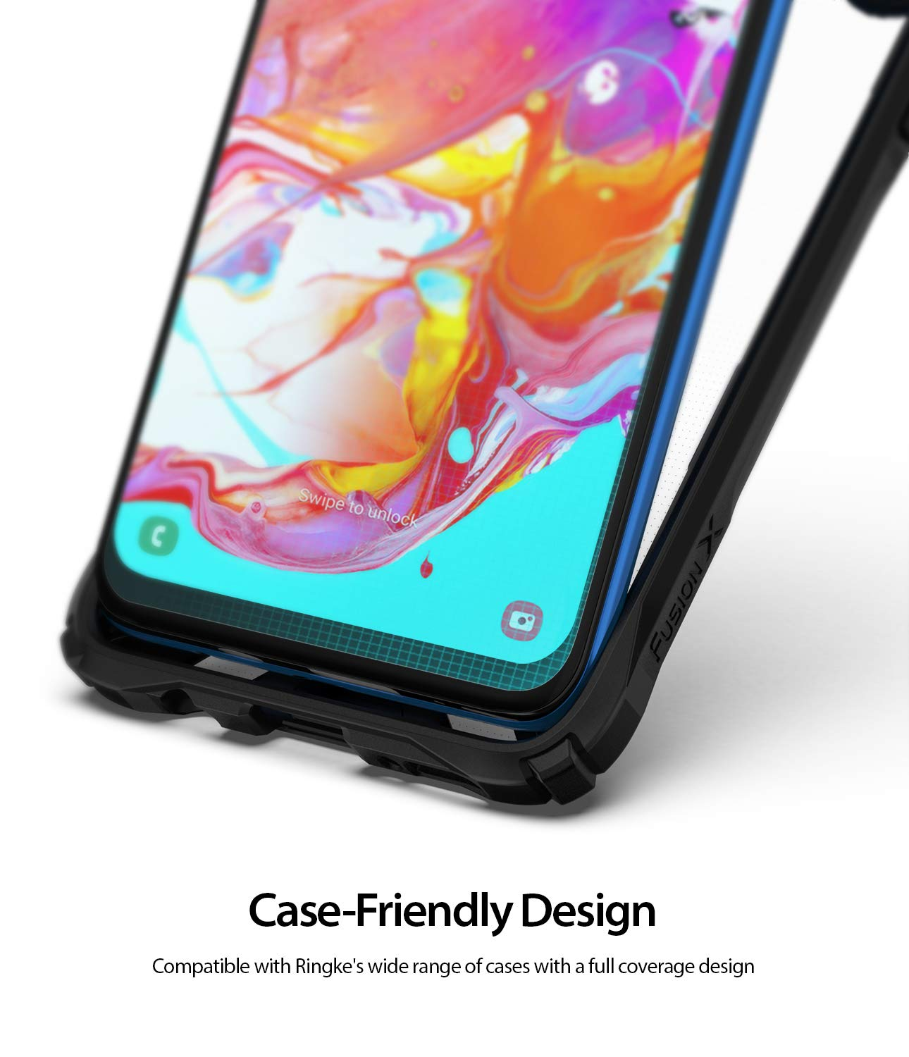 case friendly design