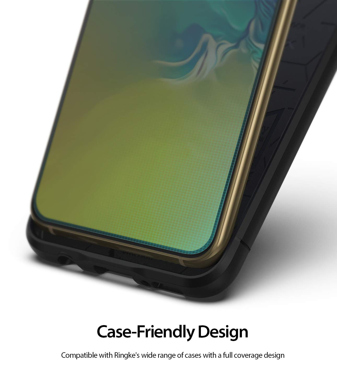 case friendly slim deisgn