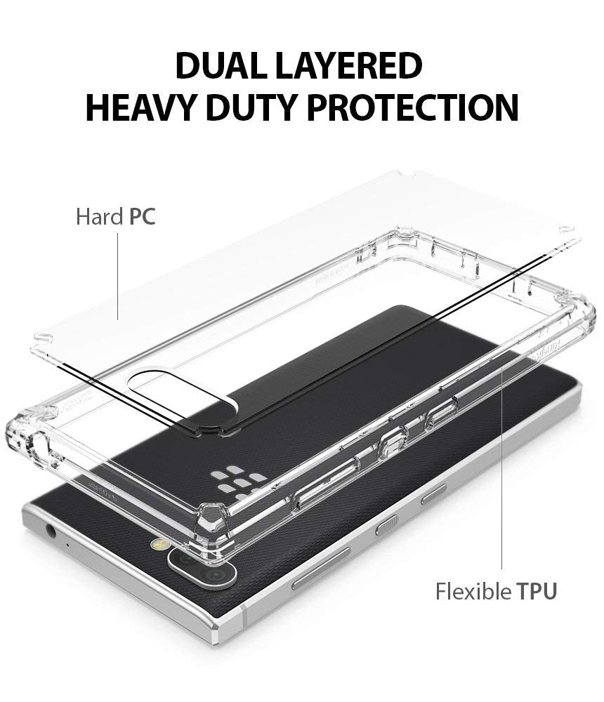 dual layered heavy duty protection