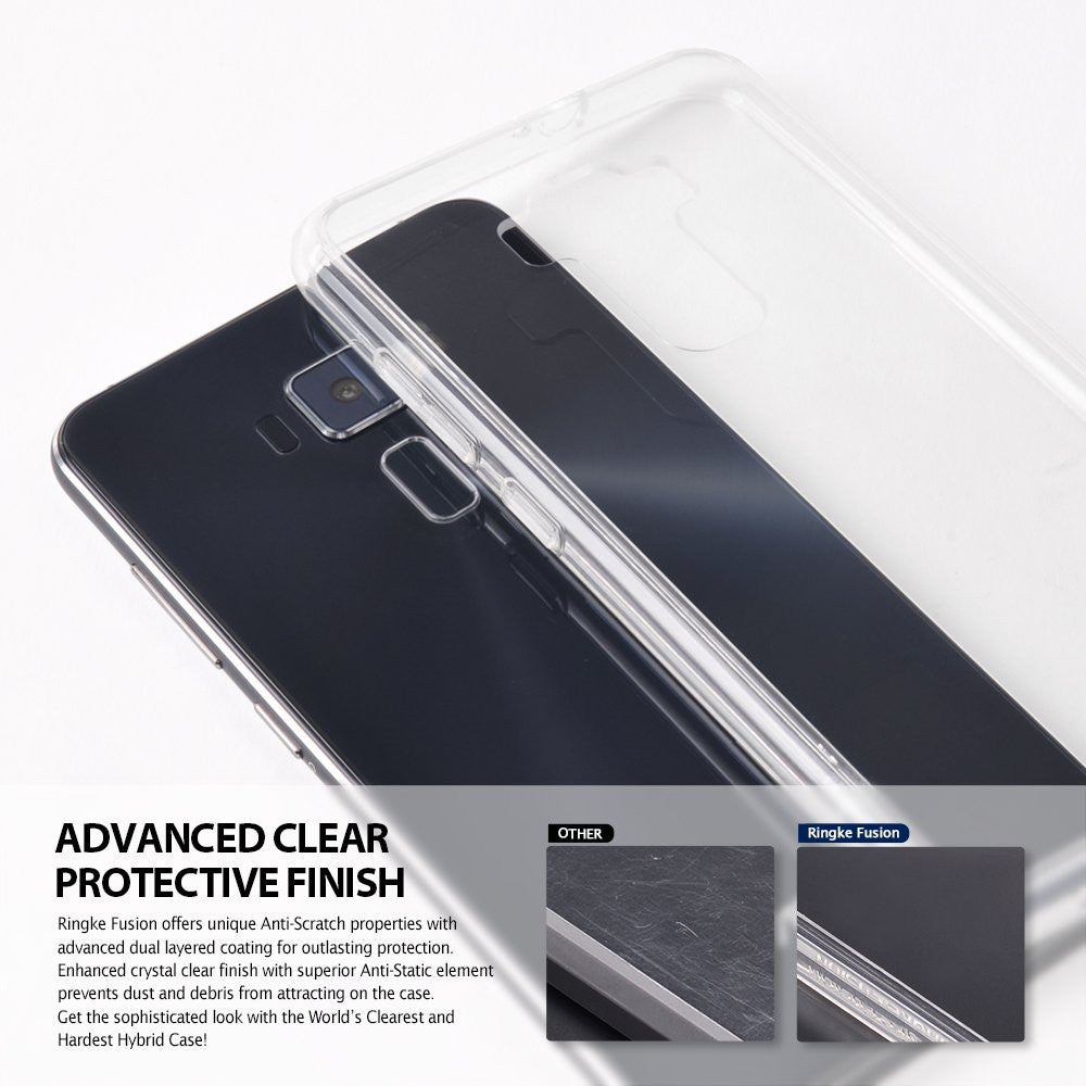advanced clear protective finish