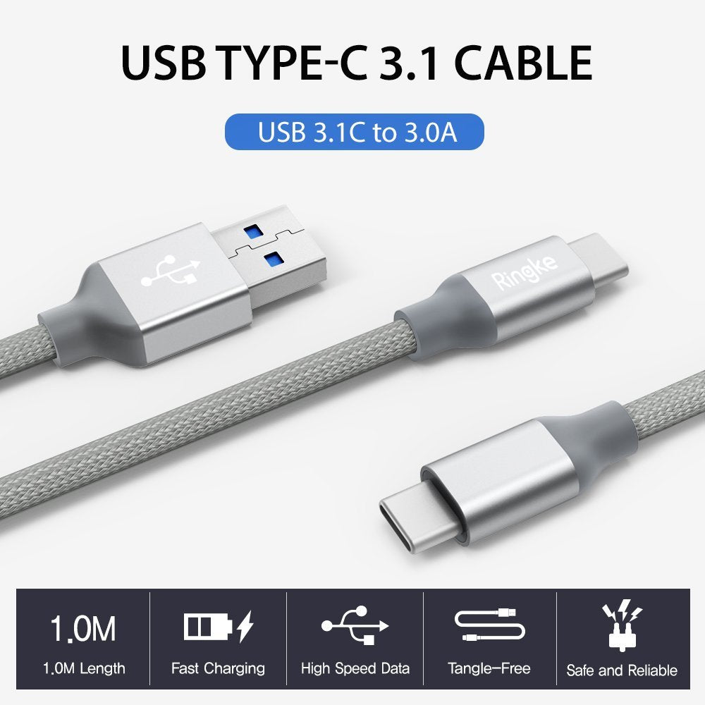 ringke usb type c cable 3 4ft