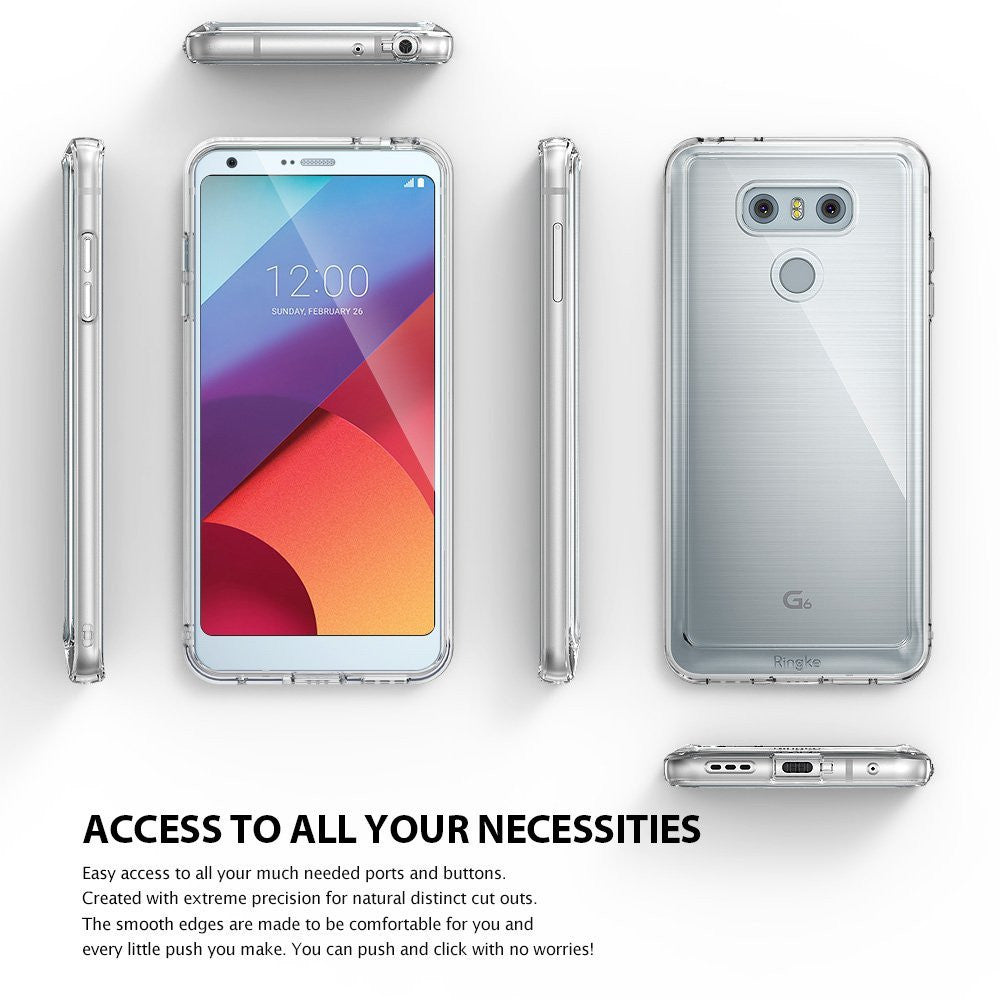 access to all your necessities easily