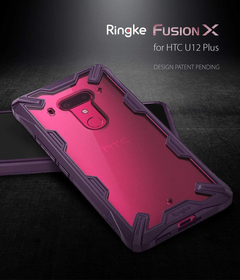 htc u12 plus fusion-x case