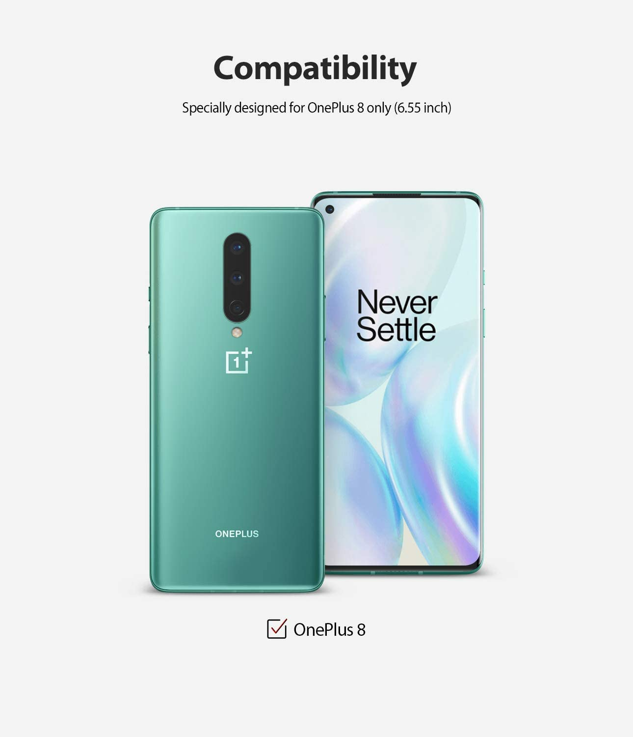 compatible with oneplus 8