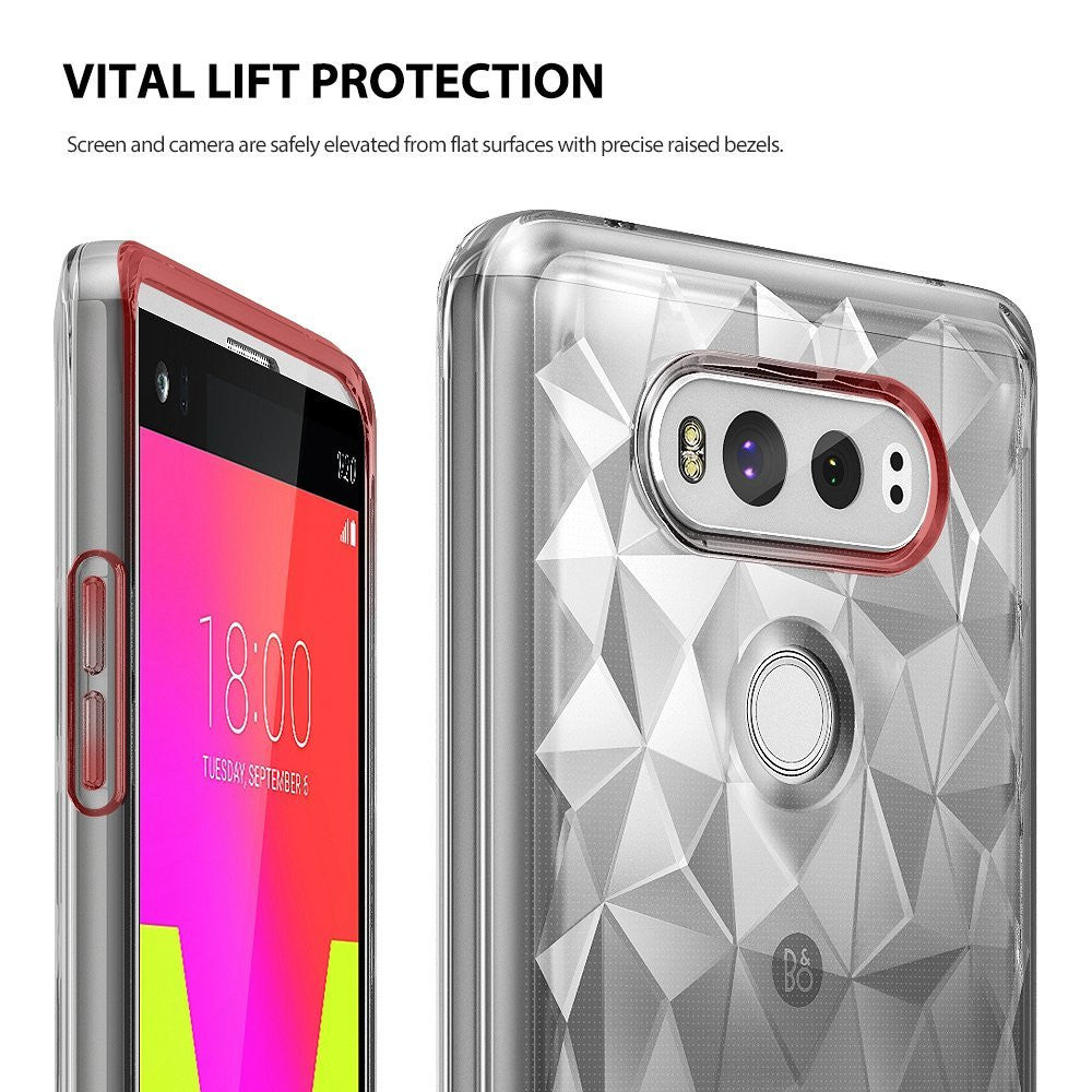 vital lift protection to protect the screen / camera