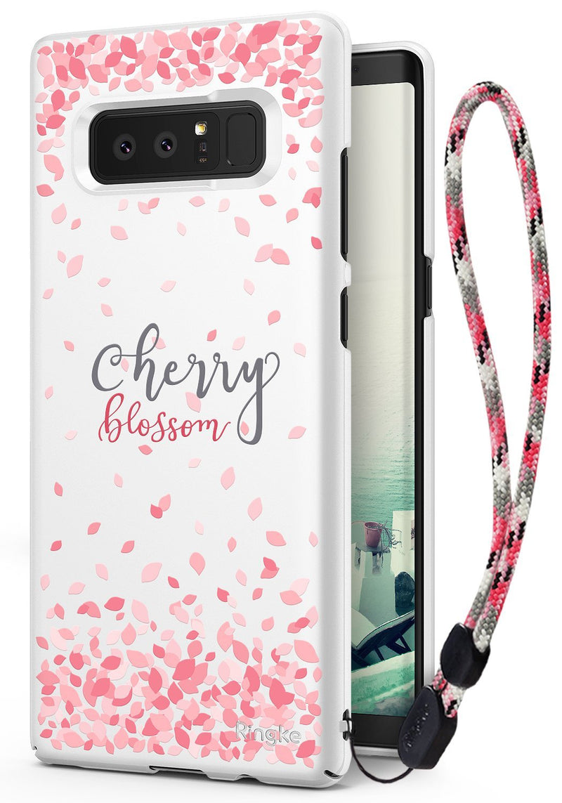 Galaxy Note 8 [Slim Cherry Blossom] [Limited Edition]