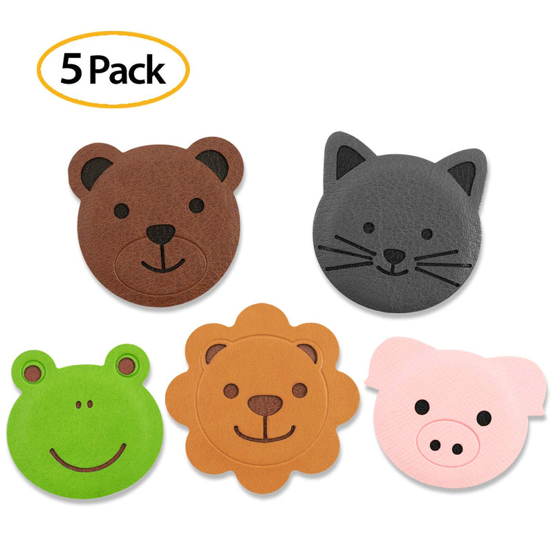 ringke magnetic character metal plate kit animal edition