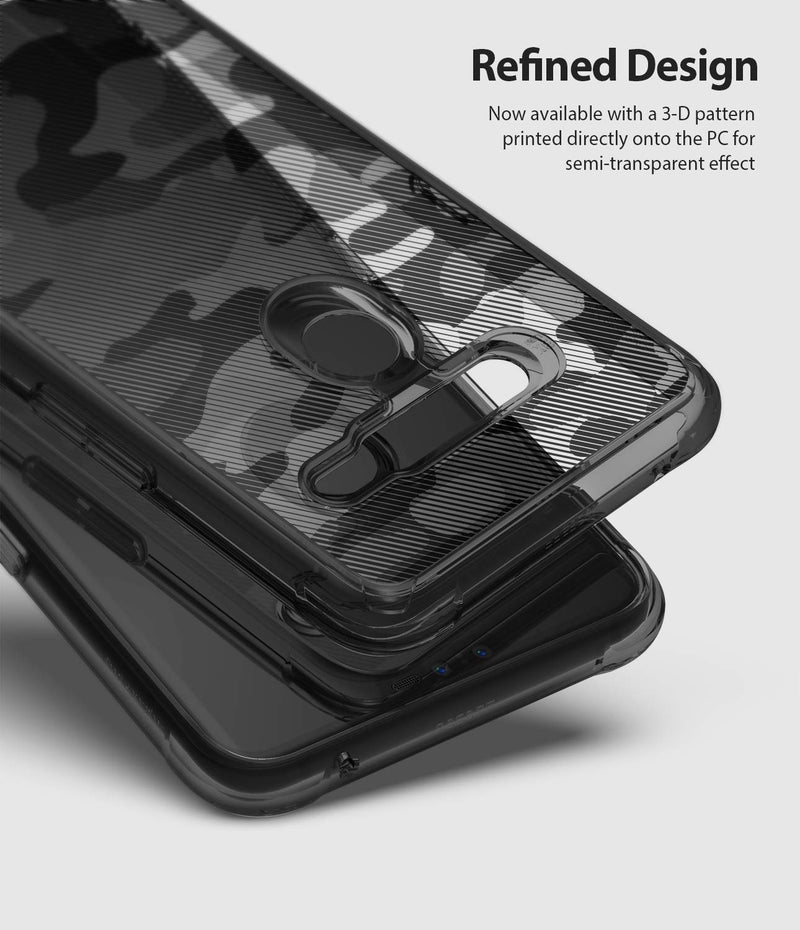 Ringke Fusion Design DDP Compatible with LG V50 ThinQ 5G Case