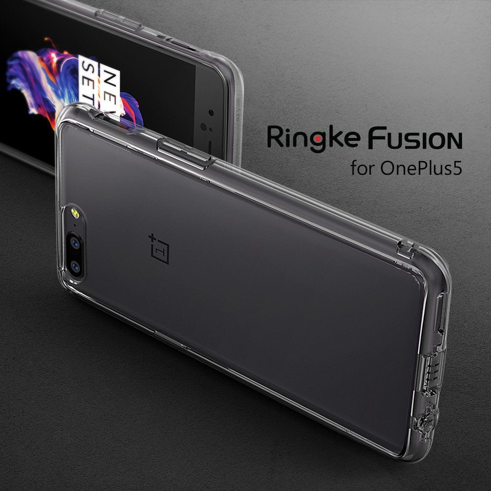 oneplus 5 ringke fusion case case