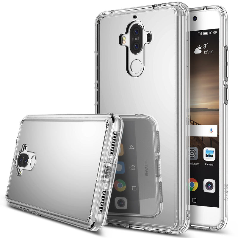 Huawei Mate 9 Case, Ringke® [FUSION MIRROR] Bright Reflection Radiant Luxury Mirror Case