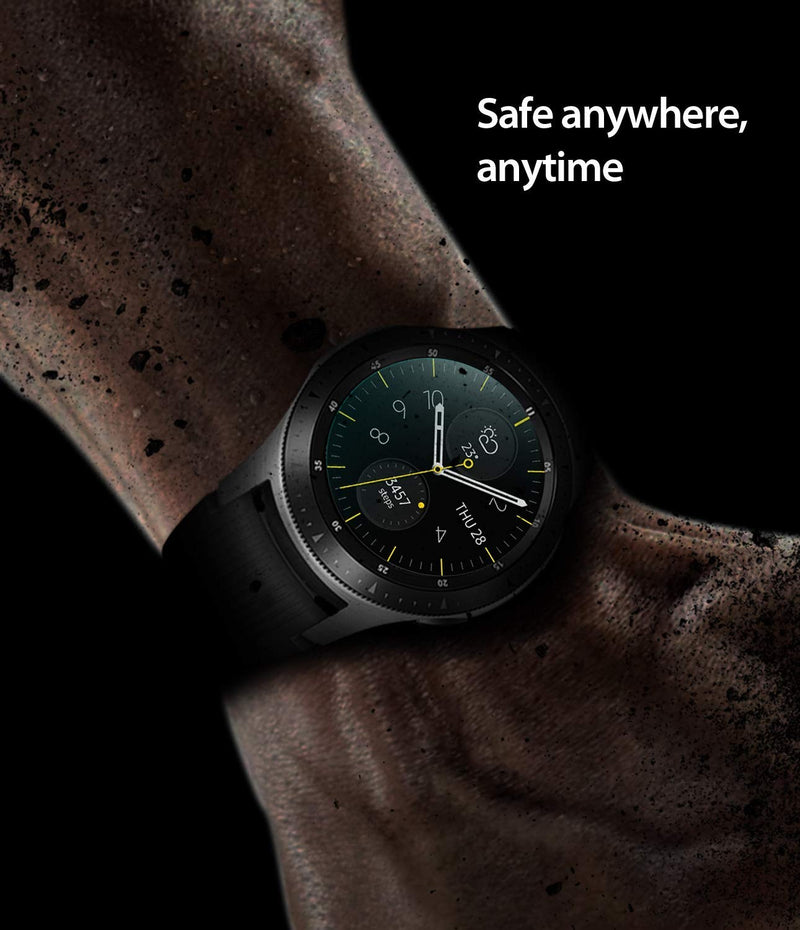 samsung galaxy watch mm invisible defender glass