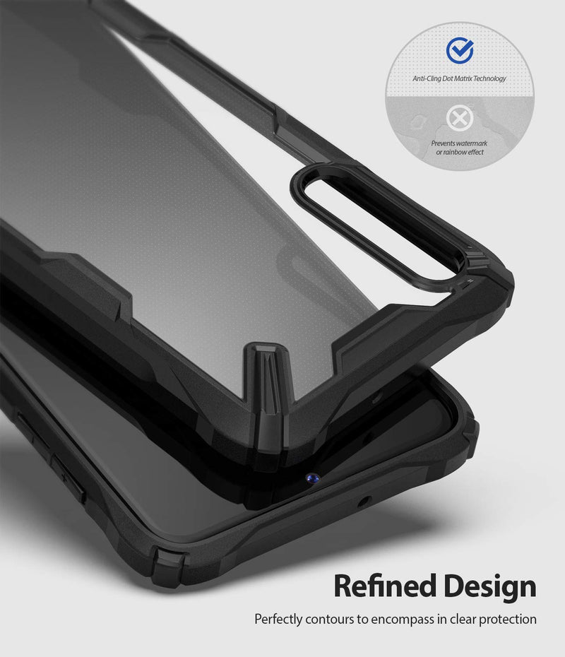 Galaxy A70 [FUSION-X] black case