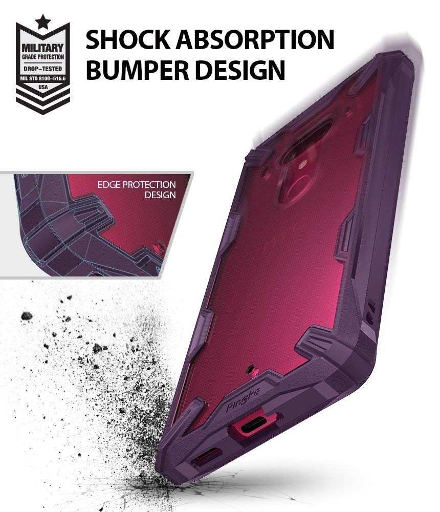shock absorption bumper design
