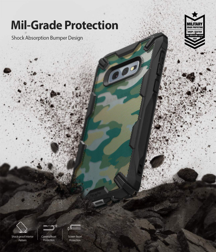 mil grade protection
