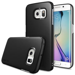 Galaxy S6 Edge Case, Ringke®[Slim] Lightweight & Thin Superior Coaring PC Hard Case