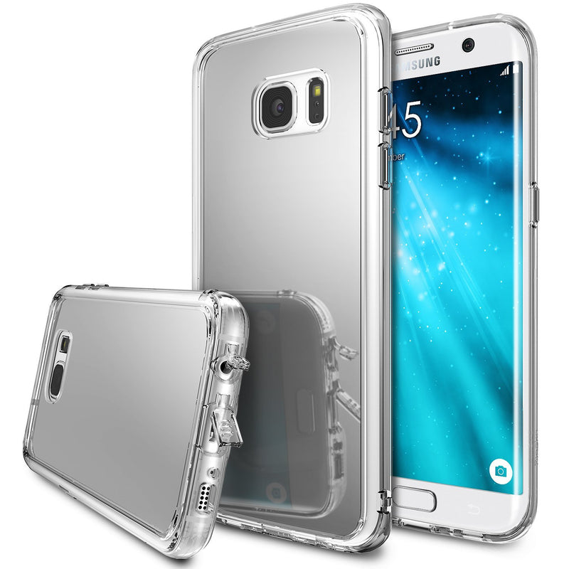 galaxy s7 edge fusion case mirror case