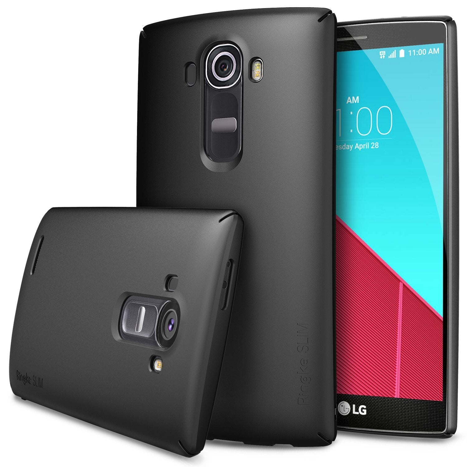 LG G4 Case, Ringke® [Slim] Lightweight & Thin Superior Coaring PC Hard Case